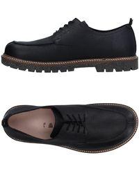 Birkenstock Chaussures à lacets - Noir