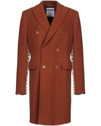Moschino Coat - Multicolour