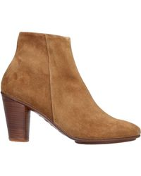 N.d.c. Made By Hand Ankle Boots - Brown