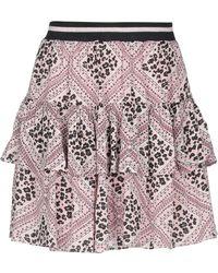 Vero Moda Mini Skirt - Multicolour