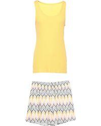 CALIDA Sleepwear - Yellow