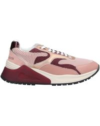 U.S. POLO ASSN. Trainers - Pink