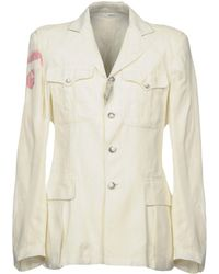 John Galliano - Blazer - Lyst