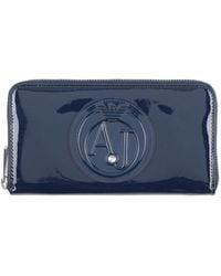 Armani Jeans Wallet - Blue