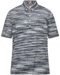 Missoni Polo Shirt - Blue