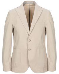 Exibit Suit Jacket - Natural