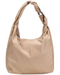 TOPSHOP Shoulder Bag - Natural
