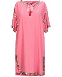 Manoush Short Dress - Pink
