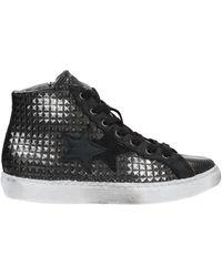 2Star Sneakers & Tennis montantes - Noir