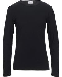 The White Briefs T-shirt - Black