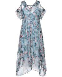 Antonio Marras Knee-length Dress - Blue