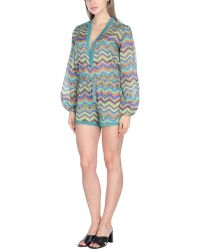 AMORISSIMO - Beach Dress - Lyst