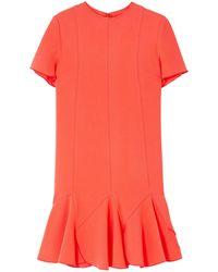 Victoria Beckham Short Dress - Multicolor