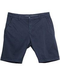 Tru Trussardi Shorts & Bermuda Shorts - Blue