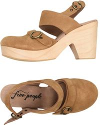 Free People - Mules - Lyst