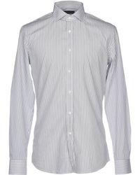 Ralph Lauren Black Label Camisa - Blanco