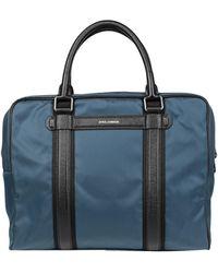 Dolce & Gabbana Borse da lavoro - Blu