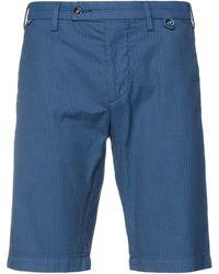 AT.P.CO Shorts & Bermudashorts - Blau