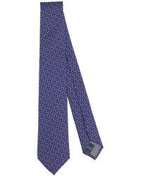 Pal Zileri Nœuds papillon et cravates - Violet