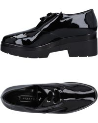 Albano Lace-up Shoe - Black