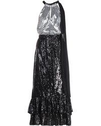 Christian Pellizzari Long Dress - Black