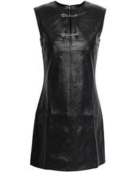 Helmut Lang Short Dress - Black