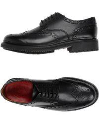 Grenson Lace-up Shoe - Black