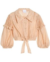 Anna Sui Shirt - Natural