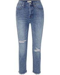 Madewell Pantaloni jeans - Blu