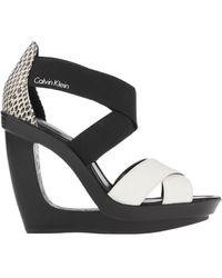 Calvin Klein Sandals - Black