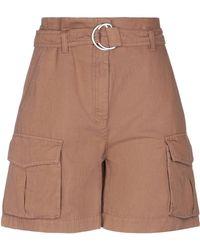 Eleventy Shorts & Bermuda Shorts - Brown