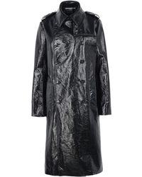 Department 5 Coat - Black