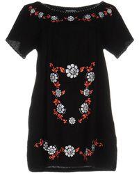 Sensi Studio - Short Dress - Lyst