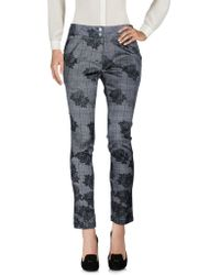 Jeans Tattoo - Casual Trouser - Lyst