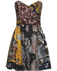 Dior Short Dress - Black