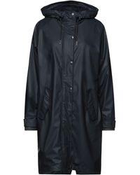 Rino & Pelle Coat - Blue