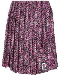 Prada - Knee Length Skirt - Lyst