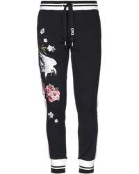 Dolce & Gabbana Pantalone - Nero