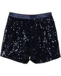 Tagliatore 0205 Shorts & Bermudashorts - Blau