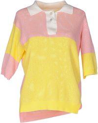 Jil Sander Sweater - Yellow