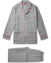 Isaia Sleepwear - Grey