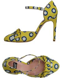 Boutique Moschino - Pumps - Lyst