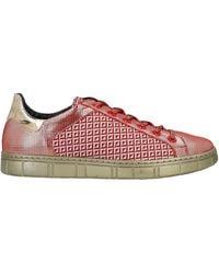 A.Testoni Sneakers - Metálico