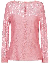 Custommade• Blouse - Pink