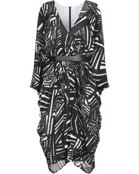 Issa - Knee-length Dress - Lyst