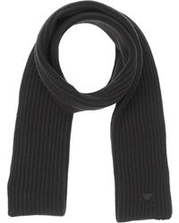 Armani Jeans Oblong Scarf - Brown