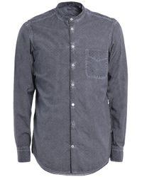 Massimo Alba Shirt - Gray