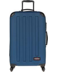 Eastpak Wheeled Luggage - Blue
