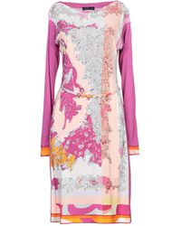 Emilio Pucci Knee-length Dress - Pink