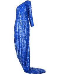 Moschino Vestido largo - Azul